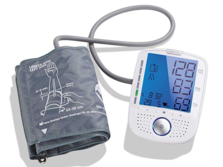 Sanitas SBM 52 Sprechendes Blutdruckmessgerät: Lidl Angebot ab sofort