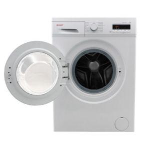 Sharp ES FB7145W DE A Waschmaschine Real Angebot