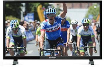 Sharp LC-32CHE4042E 32-Zoll LED-HD-TV Fernseher im Real Angebot