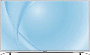 Sharp LC-55CUF8372ES 4K-Ultra-HD-LED-TV Fernseher im Kaufland Angebot