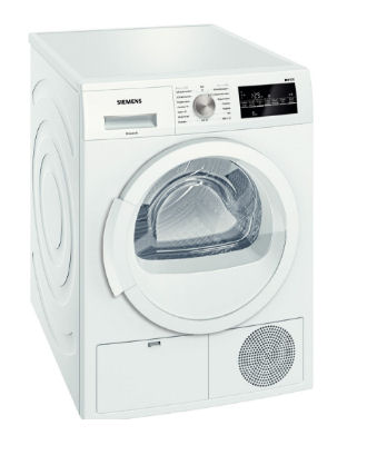 Real: Siemens WT46G400 Kondenstrockner im Angebot