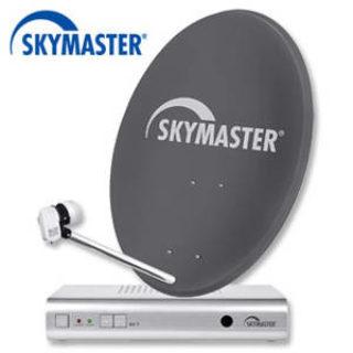 Skymaster DX 7 Single Set 19572 Digitale SAT-Anlage im Real Angebot