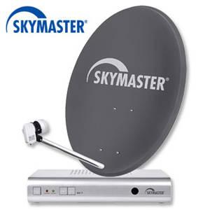 Real: Skymaster DX 7 Single Set 19572 Digitale SAT-Anlage im Angebot [KW 21 ab 22.5.2017]
