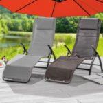 Norma 25.5.2020: Solax Sunshine Venedig Stapelstuhl und Garten-Saunaliege im Angebot