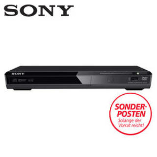 Sony DVP-SR370 DVD-Player im Real Angebot