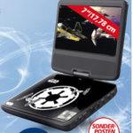 Real: Star Wars DVDP6SW mit DVD-Player mit 7-Zoll Bildschirm im Angebot