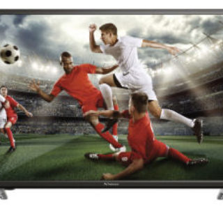 Strong SRT 32HY4003 32-Zoll Fernseher im Real Angebot