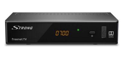 Strong SRT 8541 FullHD-DVB-T2-Receiver bei Real erhältlich ab 23.4.2018 – KW 17