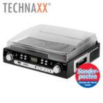 Technaxx TX-22 Schallplatten- und Kassettenspieler bei Real 6.11.2017 erhältlich