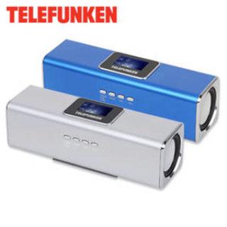 Telefunken BS1005M Bluetooth-Lautsprecher im Real Angebot