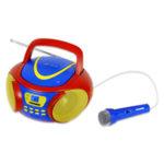 Real: Telefunken RC1006 Kids CD-Radio im Angebot