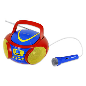 Real: Telefunken RC1006 Kids CD-Radio im Angebot [KW 22 ab 29.5.2017]