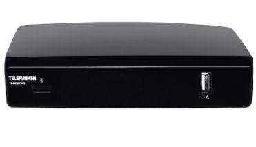 Telefunken TF-9820T2HD DVB-T2 Receiver