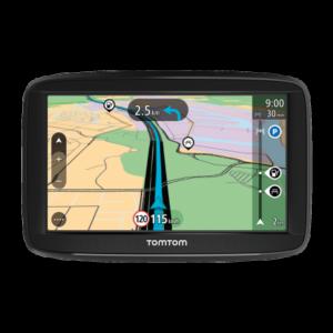 TomTom Start 52 WEU Navigationssystem