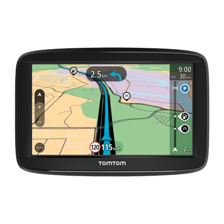 TomTom Start 52 WEU Navigationssystem