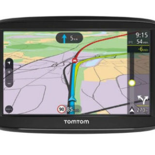 TomTom VIA 52 EU Navigationssystem im Real Angebot ab 5.11.2018