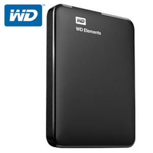 WD Elements 3 Terabyte 2,5-Zoll externe Festplatte im Angebot bei Real ab 14.5.2018 – KW 20