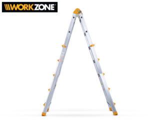 Workzone-Multifunktionsleiter-4x5-Sprossen-Aldi-Süd