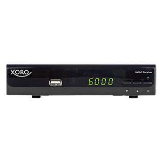 Xoro HRK 2610 DVB-C Kabel-Receiver bei Real