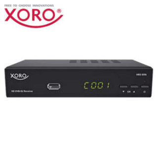 Xoro HRS 8556v2 HDTV-SAT-Receiver im Real Angebot