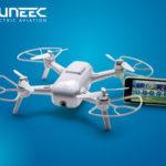 Hofer: Yuneec Breeze 4K Selfie-Drohne im Angebot