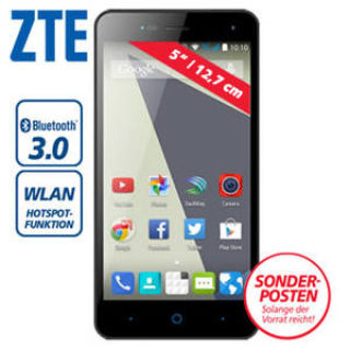 ZTE Blade L3 Dual-SIM-Smartphone bei Real