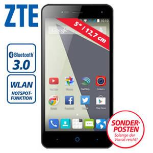 Real: ZTE Blade L3 Dual-SIM-Smartphone im Angebot