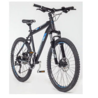 Zündapp Fully Blue 6.0 Alu-Mountainbike im Real Angebot ab 18.6.2018