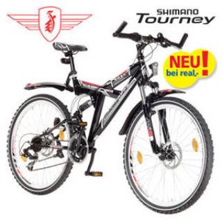 Zündapp Mountainbike Blue 5.0 im Angebt bei Real 24.2.2020 - KW 9