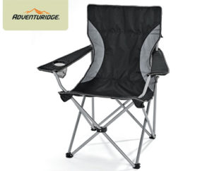 Adventuridge Faltbarer Campingstuhl bei Aldi Süd erhältlich