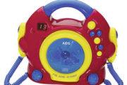 AEG-Sing-Along-CD-Player-CDK-4229-Real