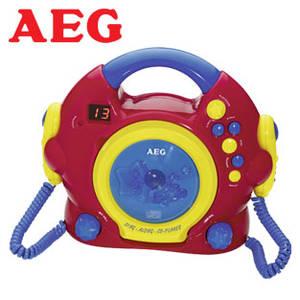 Real: AEG Sing-Along-CD-Player CDK 4229 im Angebot [KW 30 ab 24.7.2017]