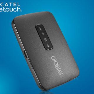 Alcatel MW40V LTE-fähiger WLAN-Router im Hofer Angebot