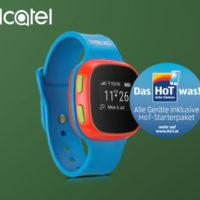 Alcatel Kids Watch SW10 Smartwatch im Hofer Angebot
