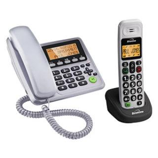Binatone Big Button Combo III Plus Großtasten-Telefon: Real Angebot
