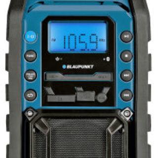 Kaufland: Blaupunkt BSR 10 Baustellenradio im Angebot