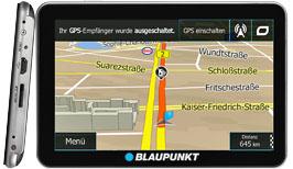 Kaufland: Blaupunkt Travelpilot 53 Alpha Navigationssystem im Angebot [KW 23 ab 8.6.2017]