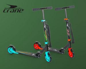 crane alu scooter im angebot bei hofer kw 26 ab 29. Black Bedroom Furniture Sets. Home Design Ideas