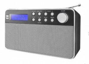 Dual Portables DAB+ UKW Radio DAB 36