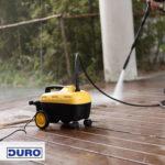 Duro Kompakt-Hochdruckreiniger im Angebot bei Aldi Nord 5.4.2018 - KW 14