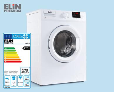 Hofer 6.7.2017: Elin Waschmaschine WM 7147 Premium im Angebot