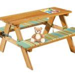 Florabest Kindersitzgruppe mit Polsterauflagen für 29,99€ bei Lidl