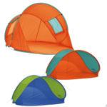 Fun Camp Schnellaufbau-Strandmuschel im Angebot ab 24.5.2018 – KW 21