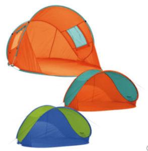 Fun Camp Schnellaufbau-Strandmuschel