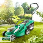 Garden Feelings Akku-Rasenmäher im Angebot bei Aldi Nord 20.4.2017 - KW 16