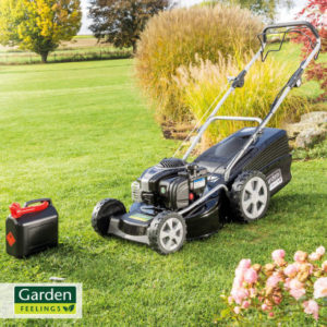 Aldi Nord: Garden Feelings Benzin-Rasenmäher im Angebot [KW 16 ab 18.4.2016]