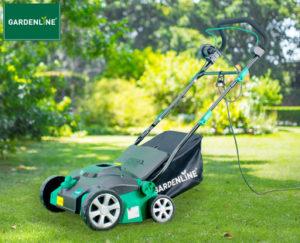 Hofer: Gardenline Elektro-Vertikutierer im Angebot [KW 25 ab 19.6.2017]