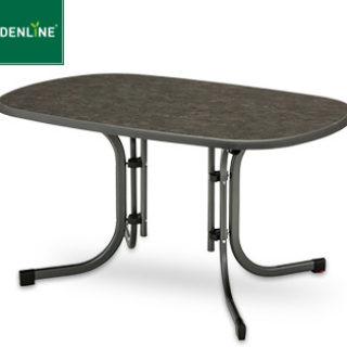 Gardenline Gartentisch, Stapelsessel, Relaxliege und Co. im Aldi Süd Angebot