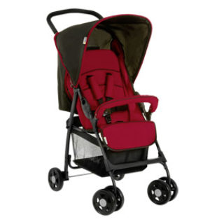 Hauck Liegebuggy Sport: Real Angebot ab 7.10.2019 - KW 41
