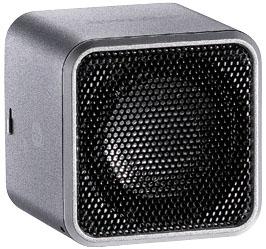 Jay-tech Mini Bass Cube SA101BT Bluetooth-Lautsprecher bei Kaufland ab 19.10.2017 erhältlich